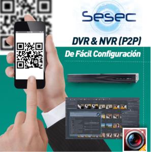 DVR Y NVR P2P
