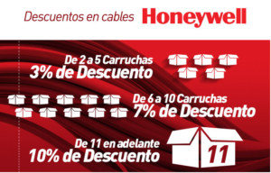 Cables Honeywell Costa Rica