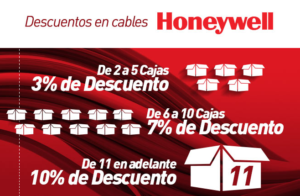Cables Honeywell Panama